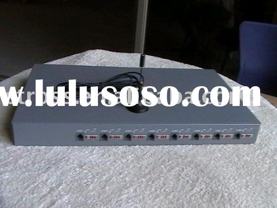 8 PORTS GSM FWT/gsm fixed wireless terminal for pbx/voip