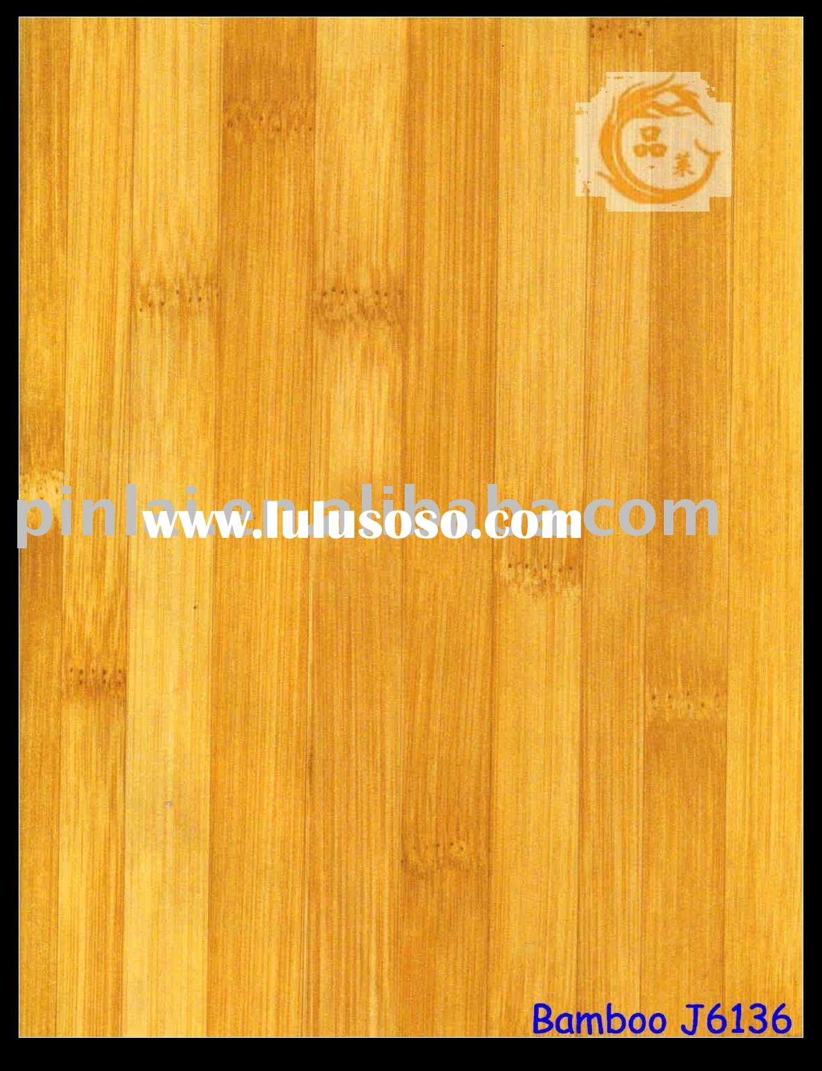 8mm Bamboo Color Laminated Floor