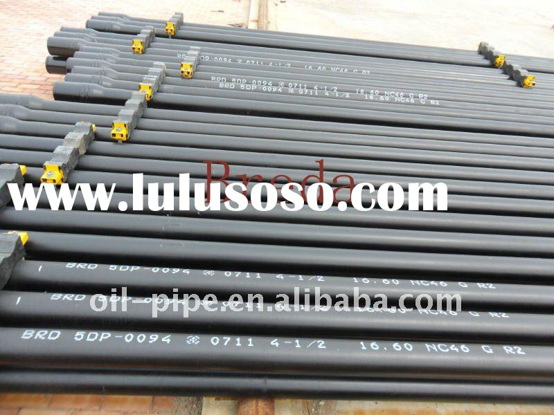 API oil drilling pipe G105 3 1/2""
