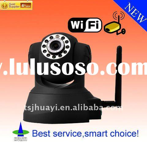 Angle Control and Motion Detection IP WiFi security camera