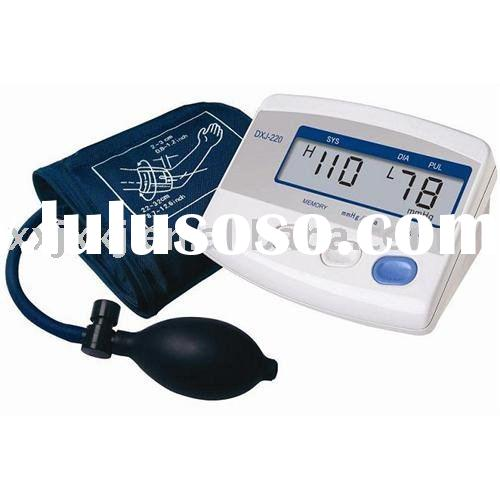 Arm electronic blood pressure moniter with price