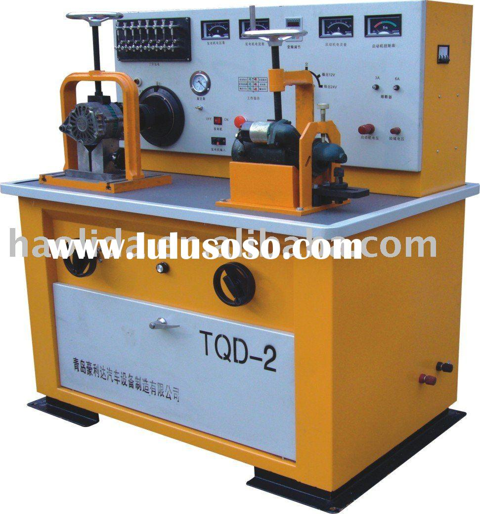 Auto Electrical Test Bench, TQD Model, test generator, alternator,starter motor, distributor