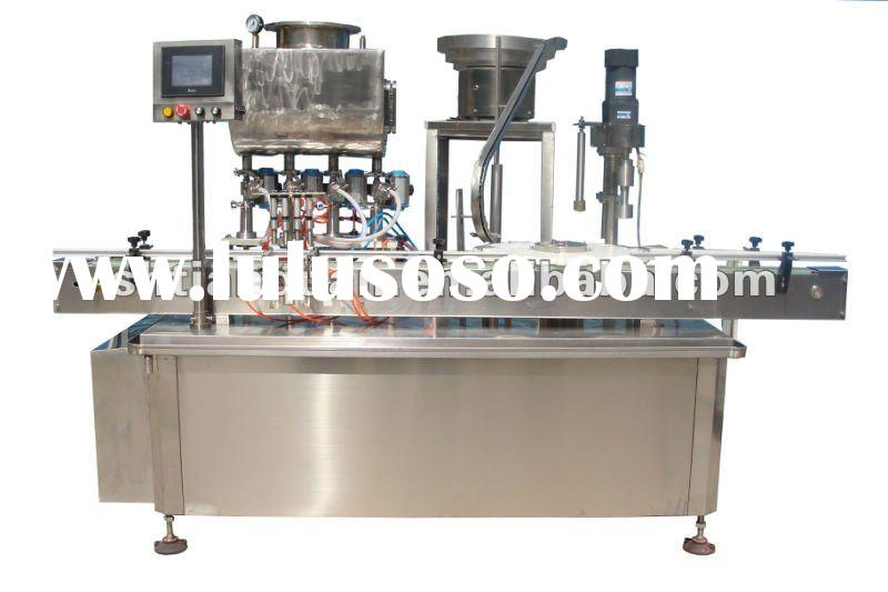 Automatic Bottle Filling & Capping machine JT-F4-C1