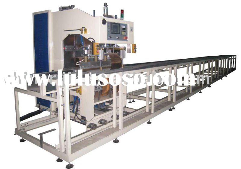 Automatic mobile high frequency welding machine
