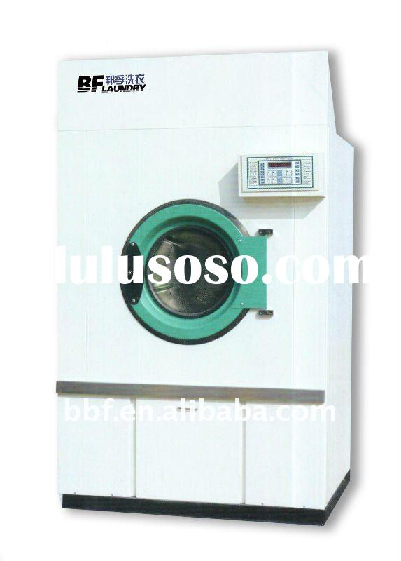 Automatic white cheap high quality Laundry Dryer Machine(30kg, 50kg,100kg)