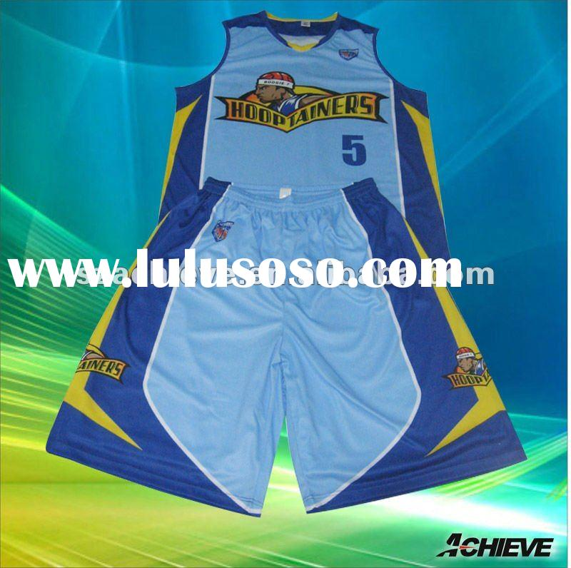BASKETBALL JERSEY club sports wear