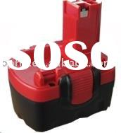 BOSCH power tool battery, cordless drill battery 14.4V, 3.0Ah, Ni-mh