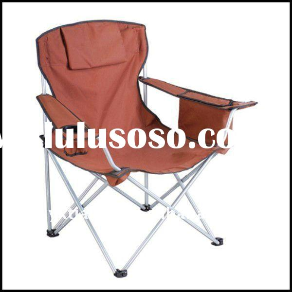 Best-selling outdoor Patio Furniture folding camping chair w/ice bag