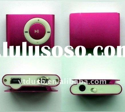 Big promotion sale OEM Portable mp3 player, Cheapest Mp3 player, High quailty mini MP3 music player