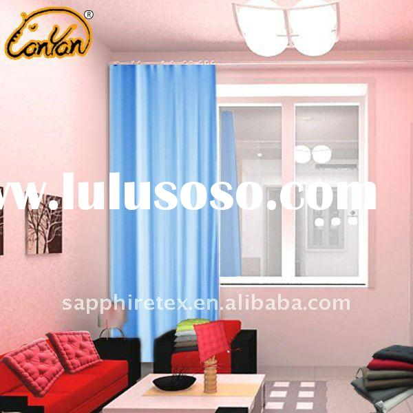 Blinds shutter, Bai Yelian, ceiling curtain, wooden curtain rod Rome anti-mosquito