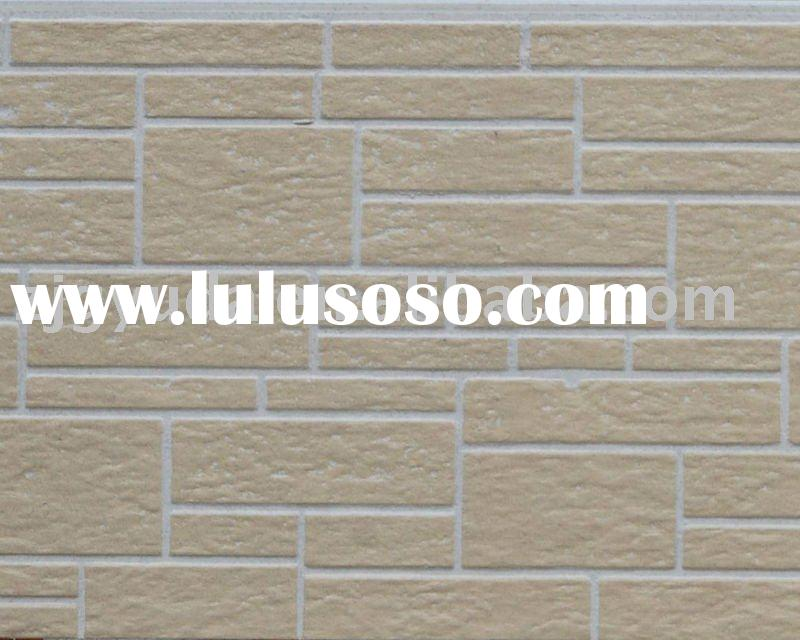 Brick Cement Board : Wall panel fiber cement decorative board for sale