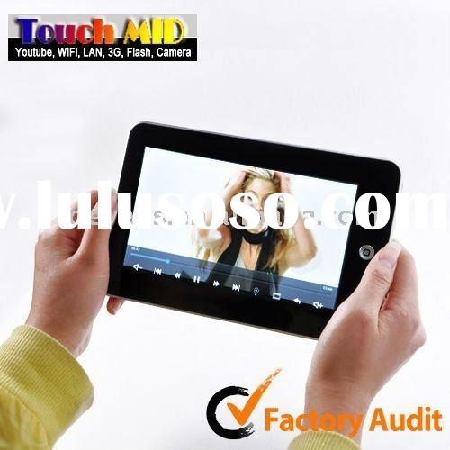 Cheap Wholesale VIA8650 Android 2.2 Tablet with Camera