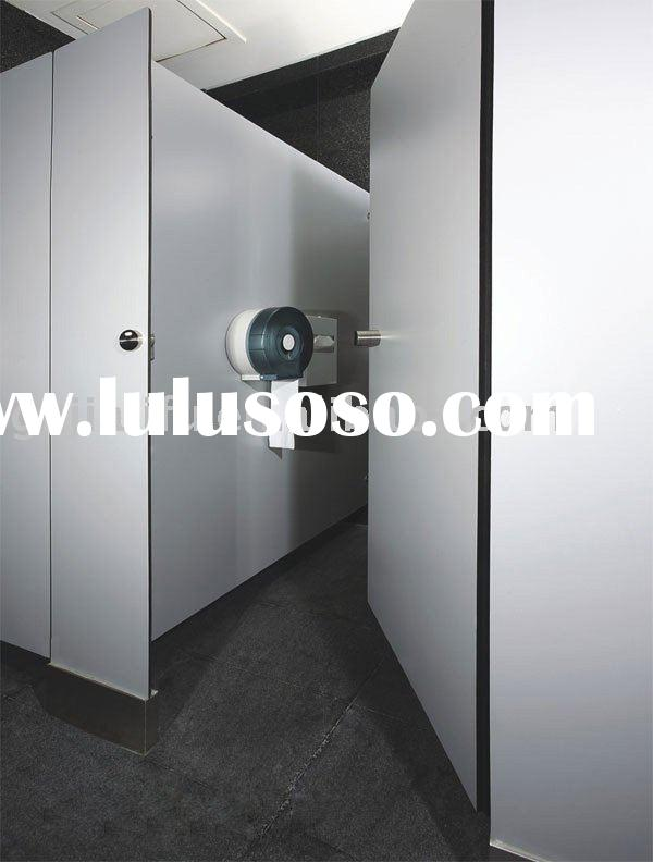 Compact Laminate Toilet Doors and Cubicle