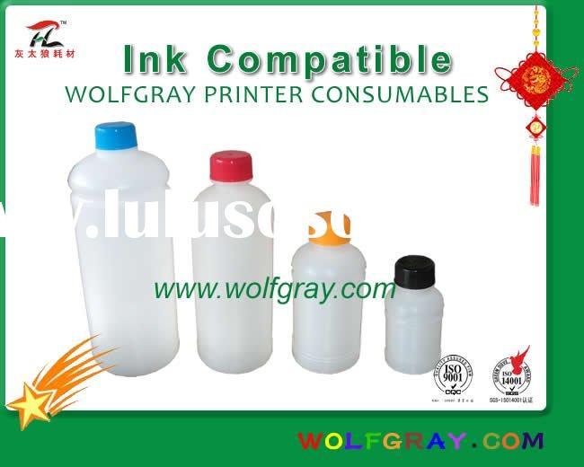 Compatible Water Transfer Ink For Epson Stylus Photo 1390 flatbed printer