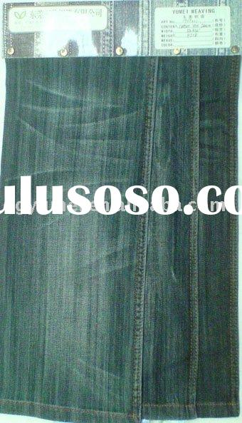 Cotton Spandex Denim Fabric(YM0909211)