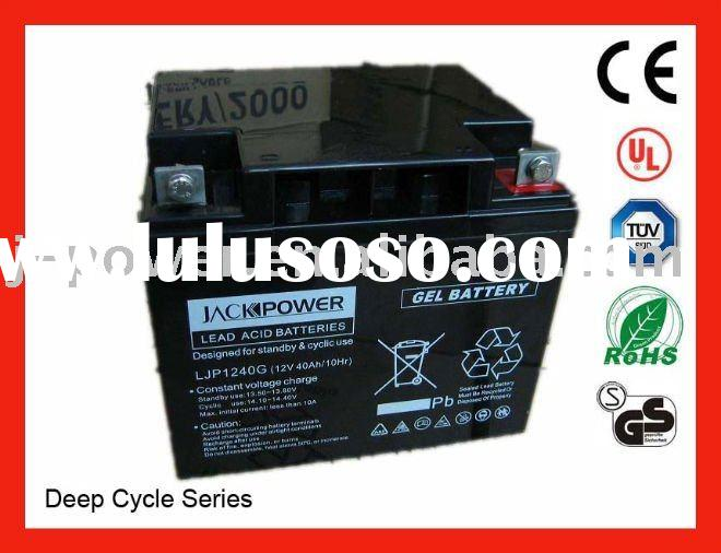 Deep Cycle trojan battery