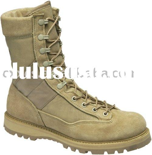 Desert Boots,Military Boots, Military Shoes, Combat Boots