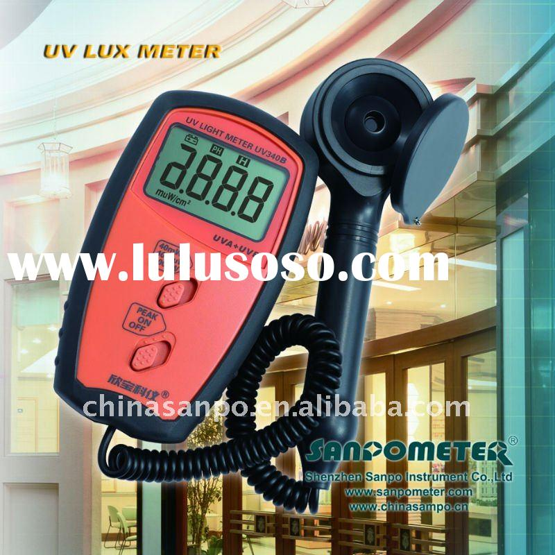 Digital UVA&UVB light meter UV340B Factory