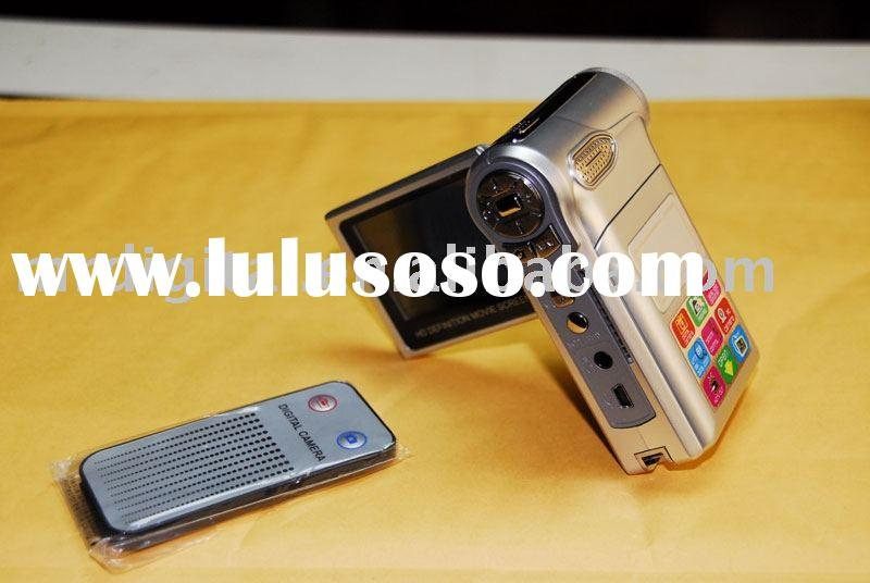 Digital camcorder (MD-DV569) with Remote control 12MP CMOS and 2.4 TFT Display AND 8* digital zoom