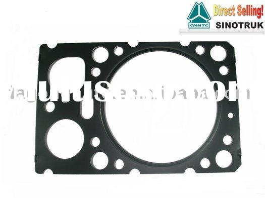 Direct selling ! original ( CNHTC ) cylinder head gasket for Howo ( Steyr wd615 ) heavy duty truck p