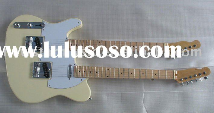 Double Neck TL Style Electric Guitar
