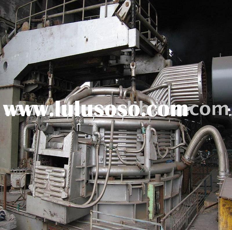 EAF furnace (Electric Arc Furnace) 0.5-100 tons