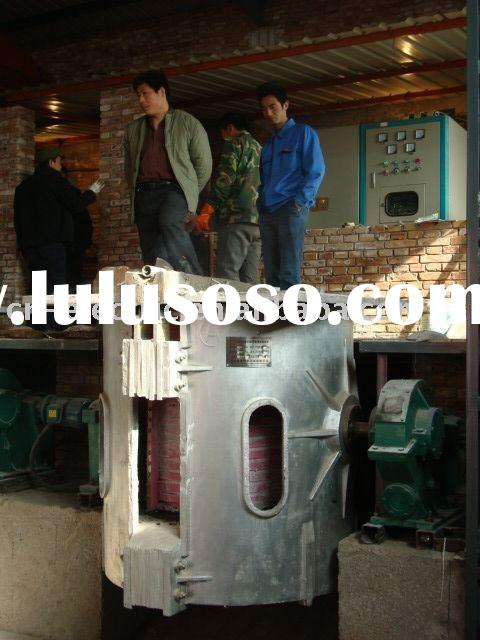 Electric Power Induction Smelting Furnace