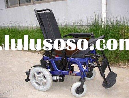 Electric Power Wheel Chair for Disabled People