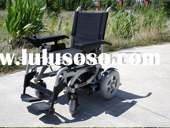 Electric Power Wheel Chair for the Old