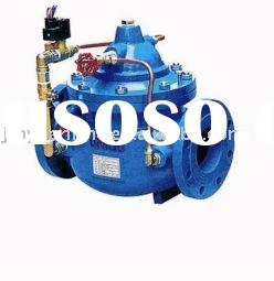 Electric Water Control Valve