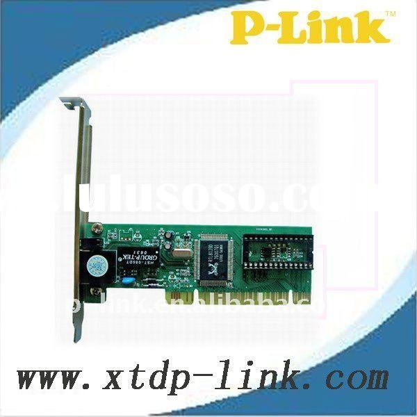 Ethernet Network Lan Card With LED(Fast Adapter, Realtek 8139D)