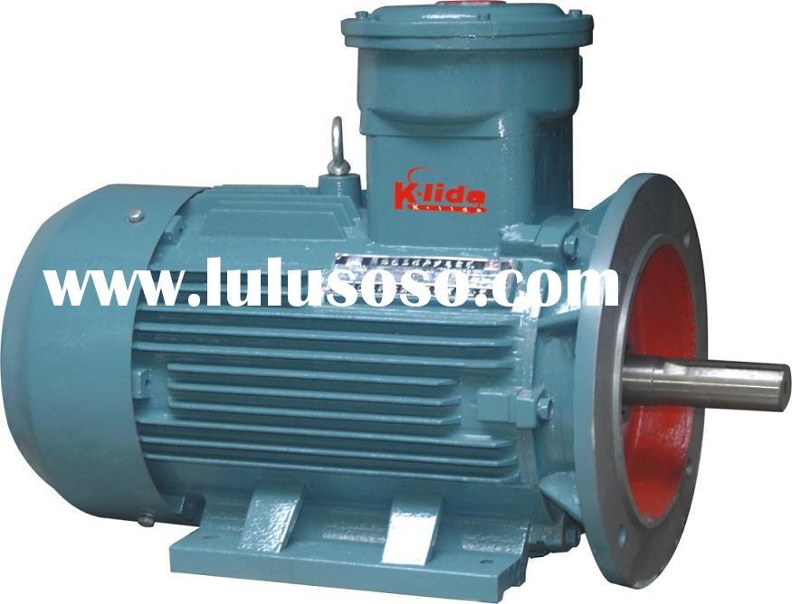 Explosion Proof Motor, Induction Motor, Electric motor, Electromotor, Motor, Explosion Proof, Three