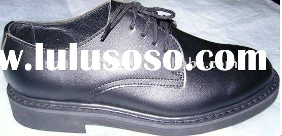 Export the good quality Genuine leather shoes