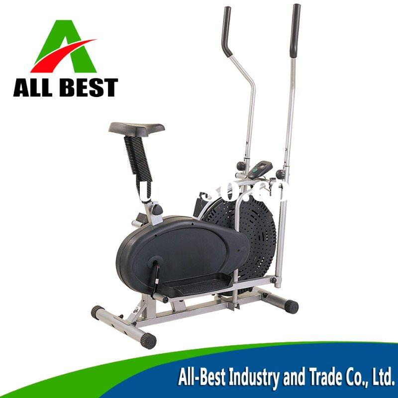 Factory provide Fitness Equipment elliptical bike orbitrack for Home Use