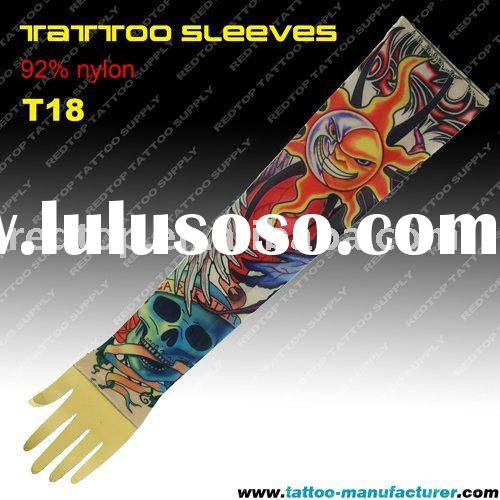 Fake arm tattoo design Artistic tattoo sleeve