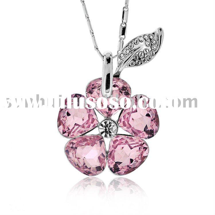 Fashion Necklace Crystal Jewelry