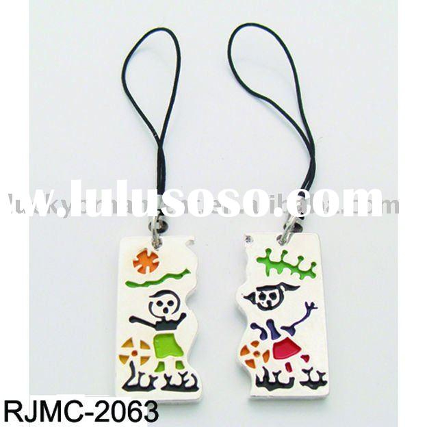 Fashion mobile phone accessories/mobile phone decoration/promotion gifts(RJMC-2063)