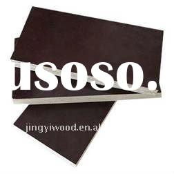 Film faced plywood Colour black/brown 1220*2440mm 1250*2500mm shouguang jingyiwood