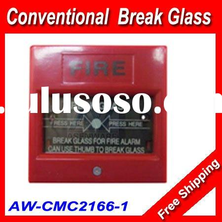 Fire Alarm input device//Conventional Break Glass AW-CMC2166-1//fire alarm system
