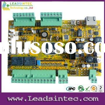 Fire alarm system control panel PCBA , PCB assembly