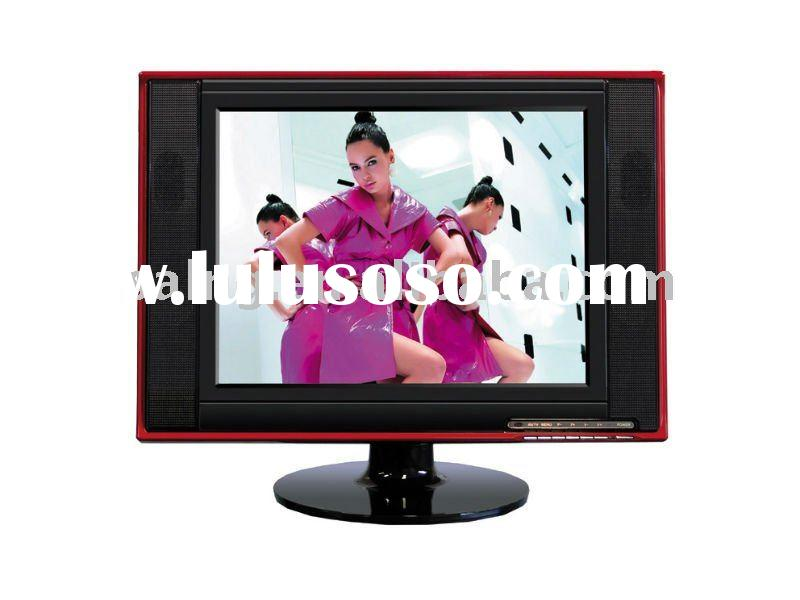 Flat Screen TV, 19 inch slim LCD Television Product 19B1