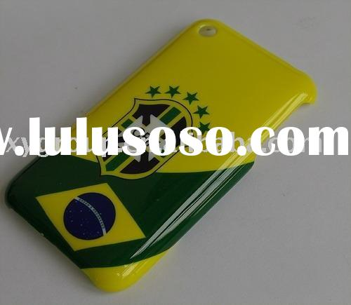 For iPhone 3G 3GS Hard Back Case Cover 2010 FIFA World Cup Brazil
