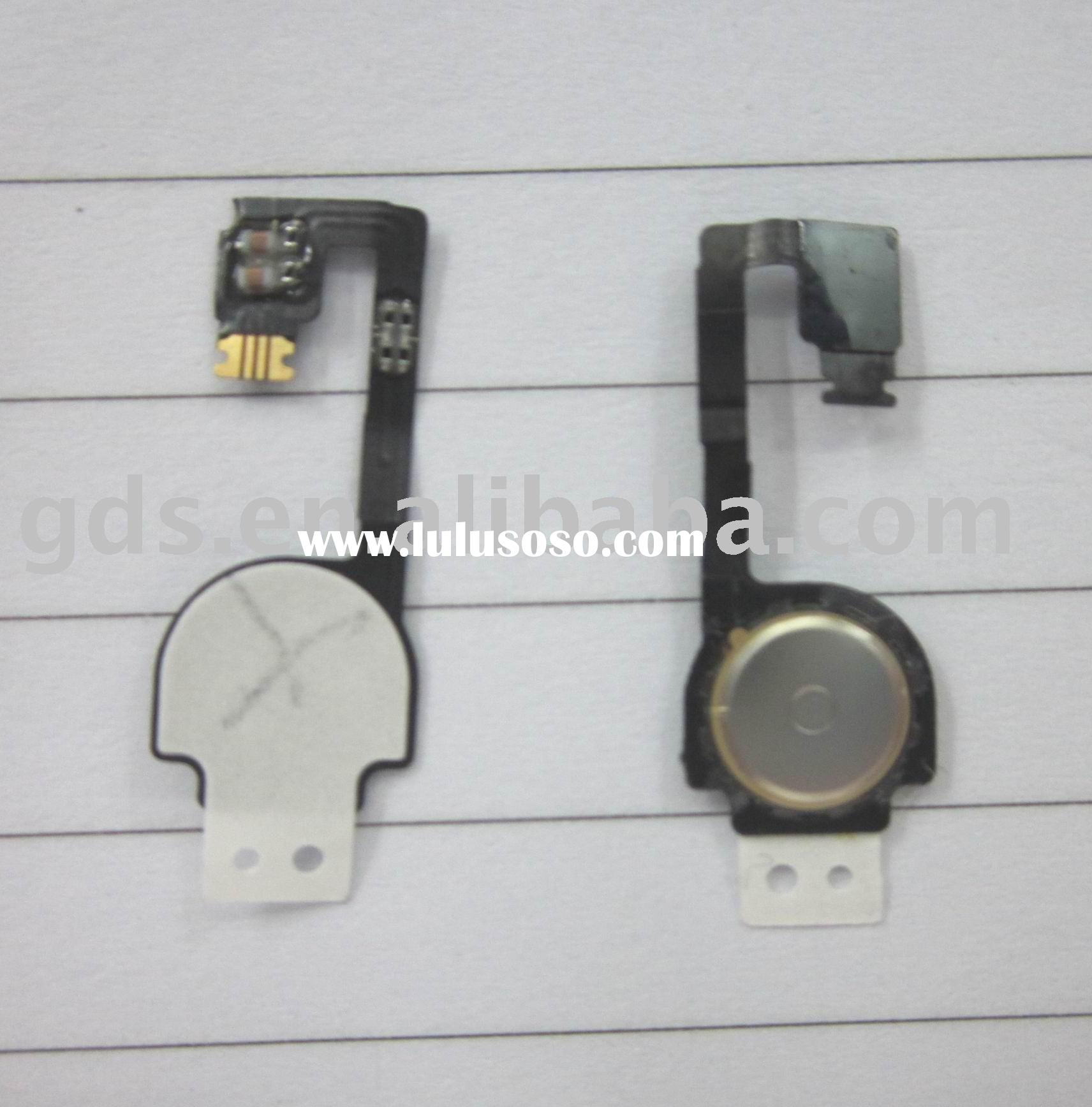 For iphone 4g home button flex cable/For iphone 4g home button flex cable ribbon