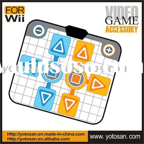 For wii family dance trainer interactive mat pad game console