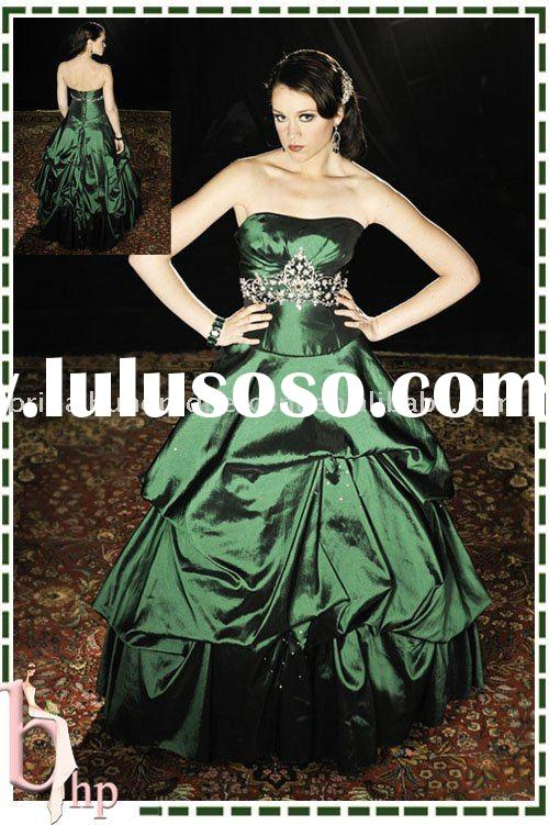 Free Shipping Christmas Ball Gown Prom Dress