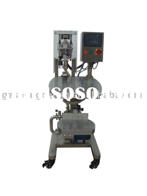 Fruit juice liquid Bag-in-box Filling and Capping machine