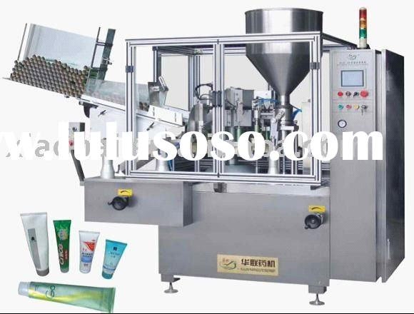 Full Automatic Tube Filling and Sealing Machine For Liquid