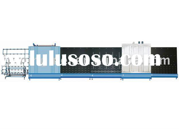 Full automatic Insulating glass production line lB 1800, glass making machine