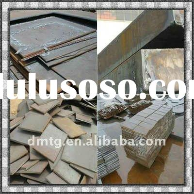 GB/T 3274-2007 Q235B Hot Rolled mild steel plate of higher-strength carbon steel with cut to size ma