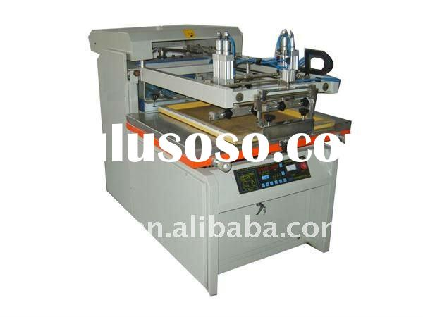 Glass flatbed silk screen printing machine(Oblique Arm type)KRS6080F